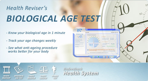 Health Reviser - Biological Age