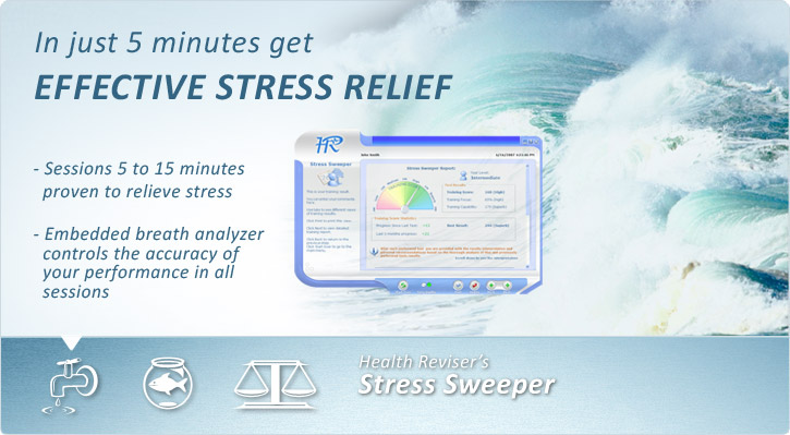 Effective stress relief