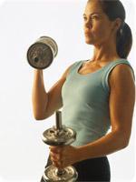 Fitness Level woman