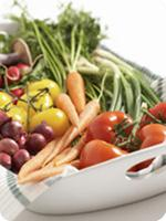 Fruits & Vegetables - your healthy food