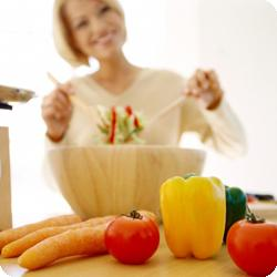 Biological Age and Healthy Diet