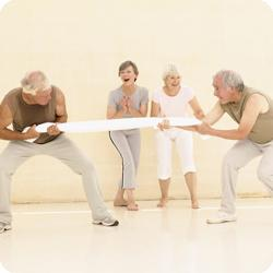 Fitness Level Group