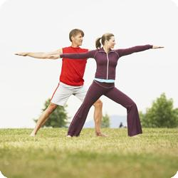 Fitness Test helps with motivation