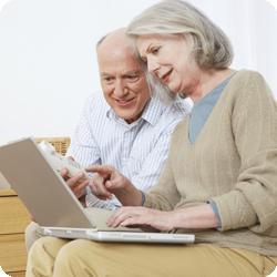Health Monitoring woman and man