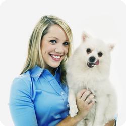 Pet Helps Reduce Stress