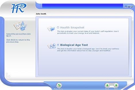 Select Biological Age Test